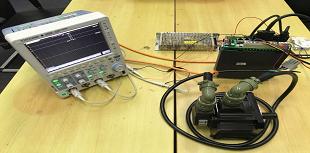 机器人驱控系统编码器任意分周比研究