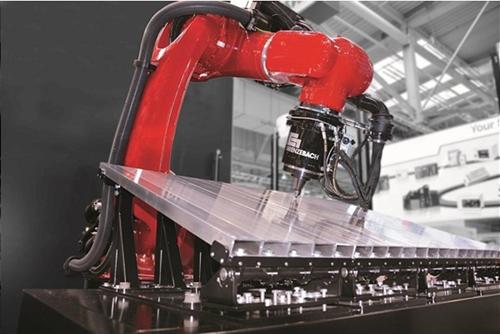 魏德米勒和格林策巴赫在摩擦搅拌焊接机械的实时监控系统领域携手合作
