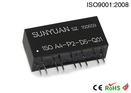 可相互转换4-20mA与PWM信号的ISO系列产品