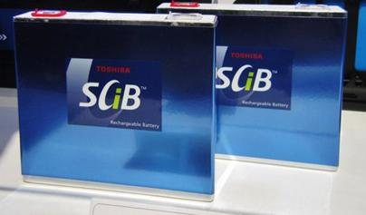 东芝研发成功全新一代SCiB车用锂离子电池