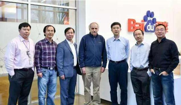 百度宣布新设商业智能机器人与自动驾驶实验室