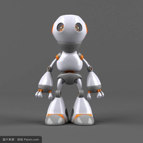 神奇机器人在韩国问世,不用电池不用充电