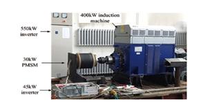 永磁同步电机直接驱动系统非线性损耗综合优化控制