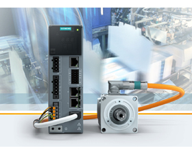 西门子面向中高端应用推出全新伺服驱动系统