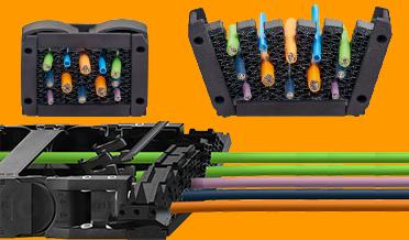 拖链系统和装配拖链