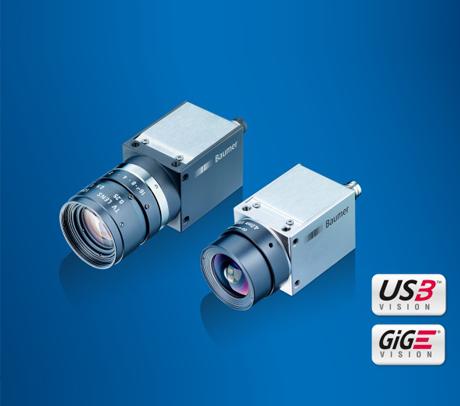 堡盟最新推出10款带卷帘快门传感器的CX和EX系列相机