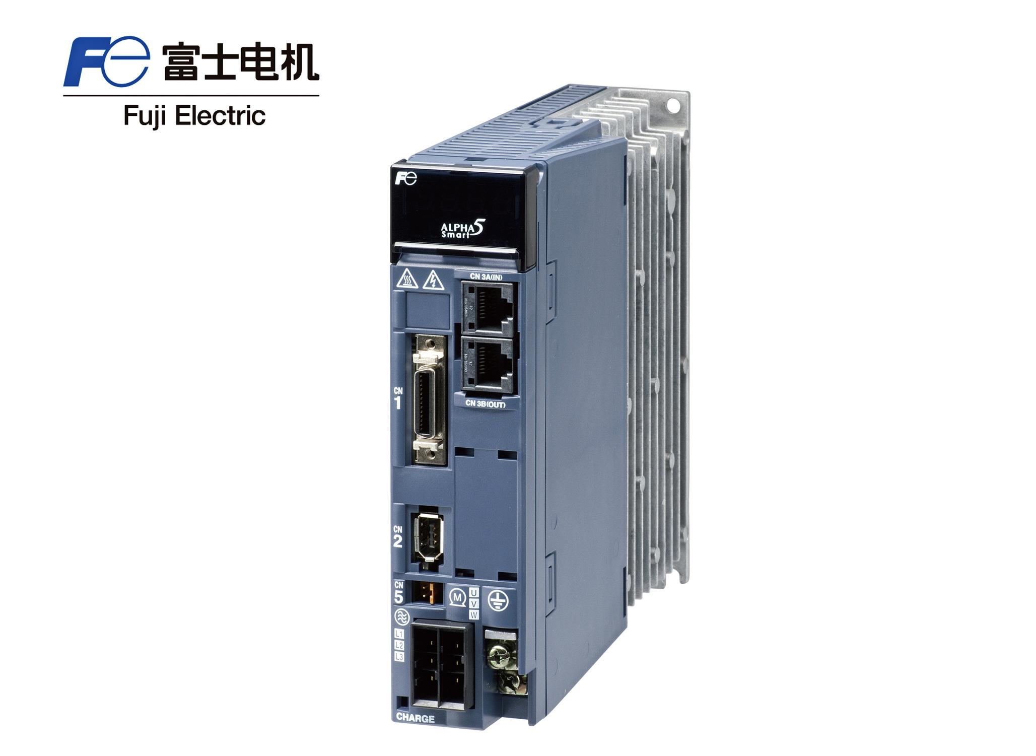 富士RYH201F5-VV2伺服放大器 位置/速度/转矩控制模式