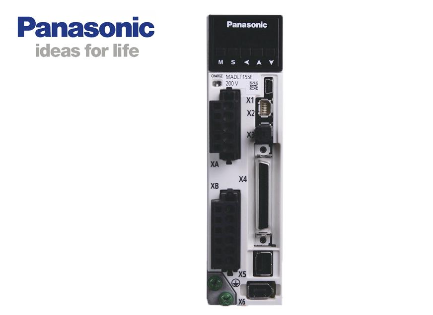 松下 MADLN15SE伺服放大器 10A、(通用型)脉冲型专用