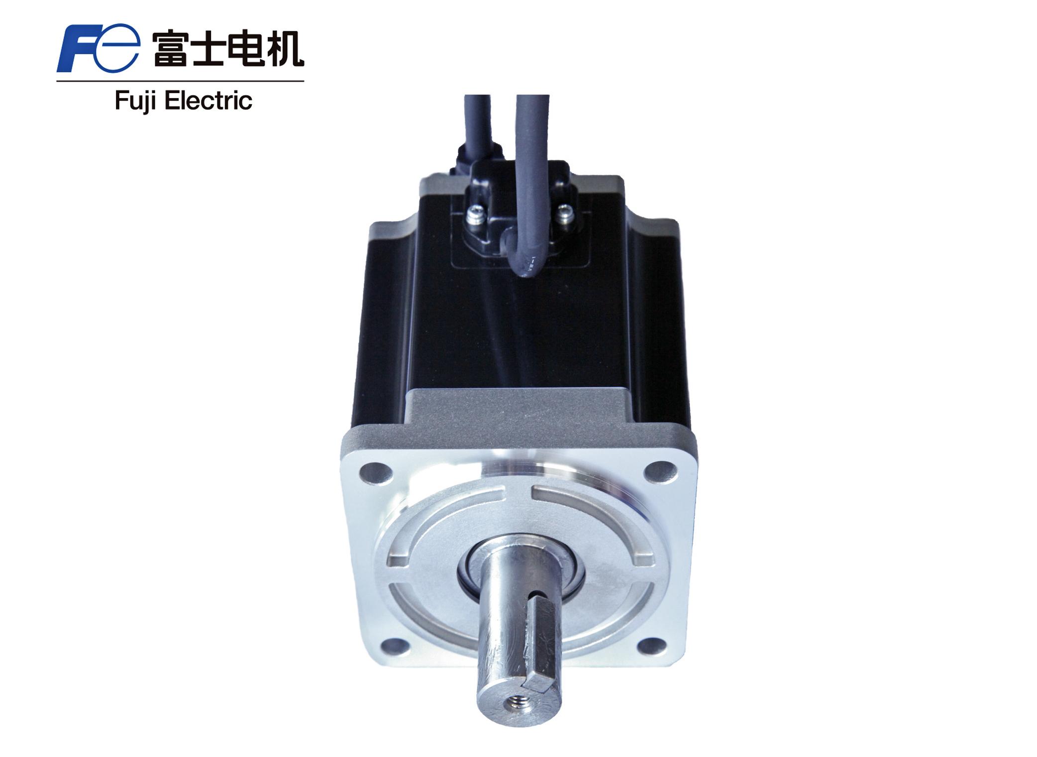 富士GYB751D5-RC2伺服电机750W 无制动无油封带键