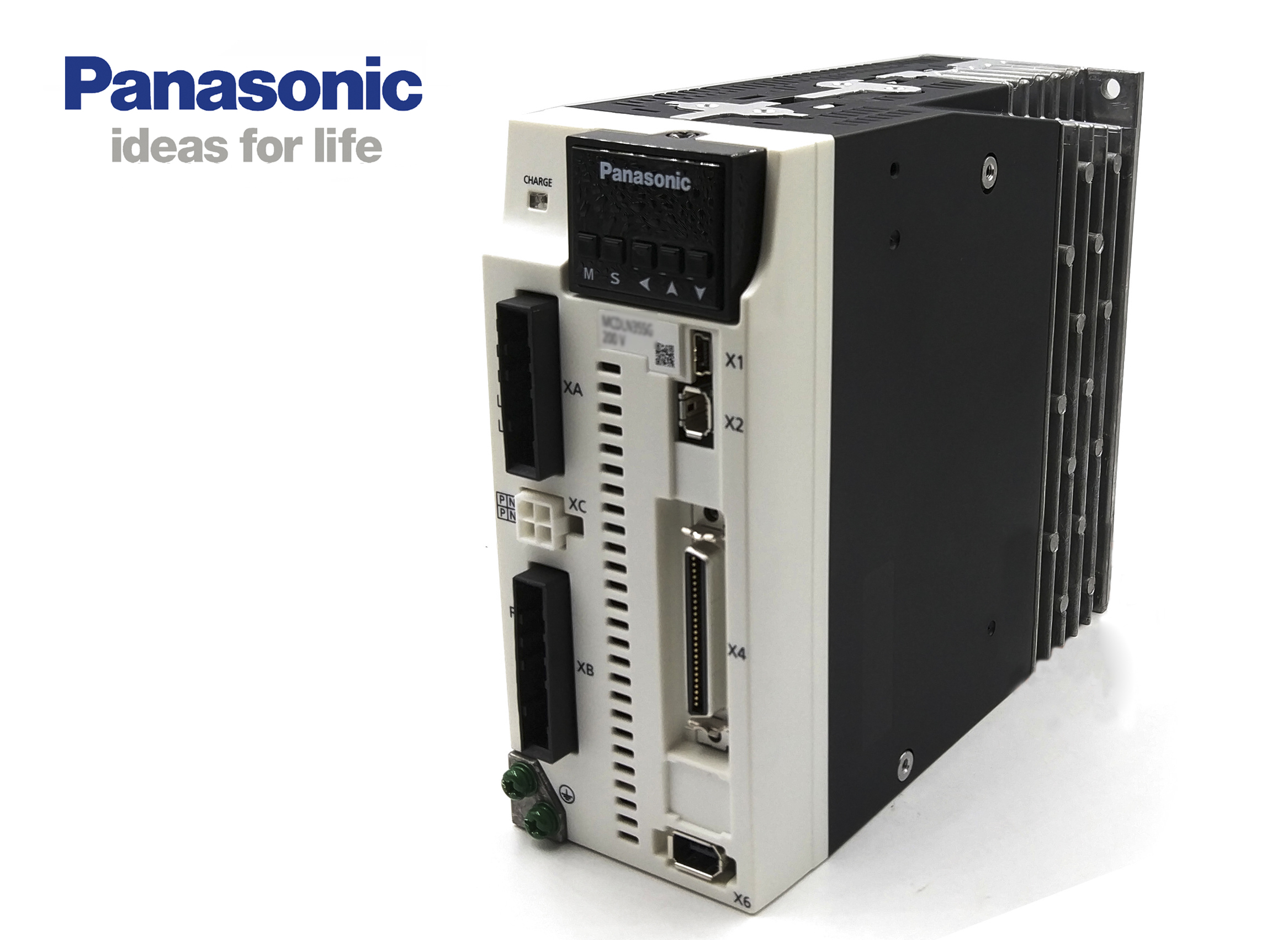 松下A6 MCDLN35SE伺服放大器 30A、(通用型)脉冲型专用