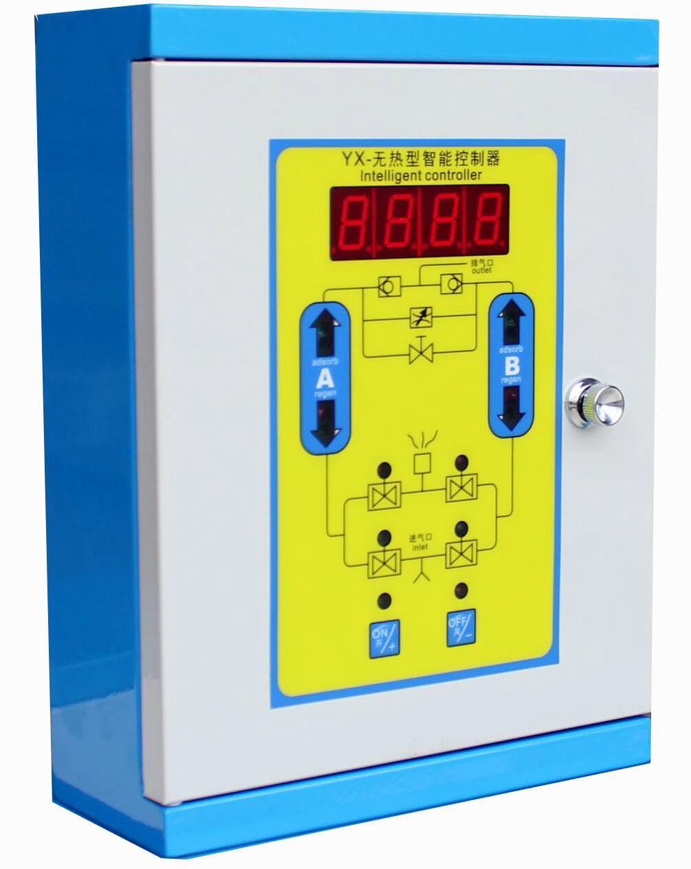 无热再生吸附式干燥机控制器