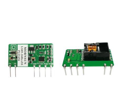 金升阳5W 90-528VAC超宽电压输入 AC/DC电源模块