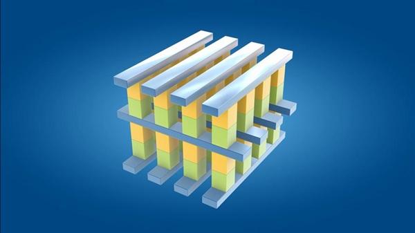 中国研发新的二维非易失性存储芯片,性能快了100万倍