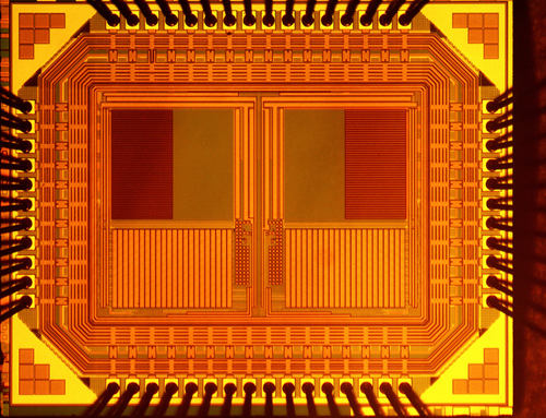 """""""自供电""""CMOS图像传感器问世,其像素能够同时进行成像和能量收集"""