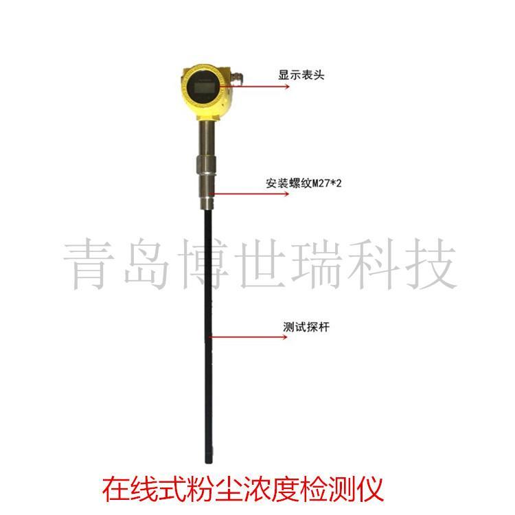 BCJ-Y型电厂布袋除尘在线监测系统
