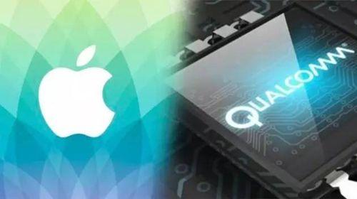 """苹果和高通正式""""分手"""",苹果计划向英特尔采购70%的调制解调器芯片"""