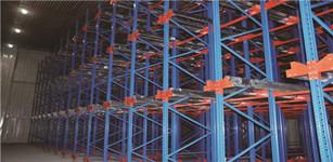 自动化立体库在锂膜后道自动化生产线中的应用