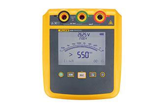 Fluke 1535 2500V绝缘电阻测试仪
