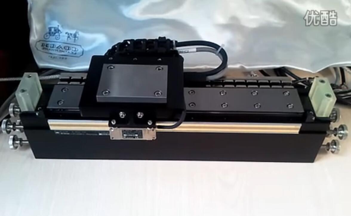 直线电机精密运动平台