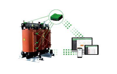 施耐德推出新一代智能干式变压器Smart Trihal,可通过物联网与设备实现全面感知