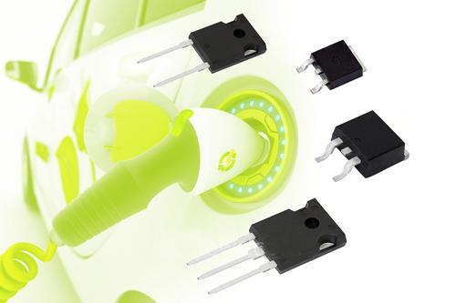 Vishay推出37颗新款高压晶闸管和二极管,用于新能源汽车的交流车载充电机的整流桥