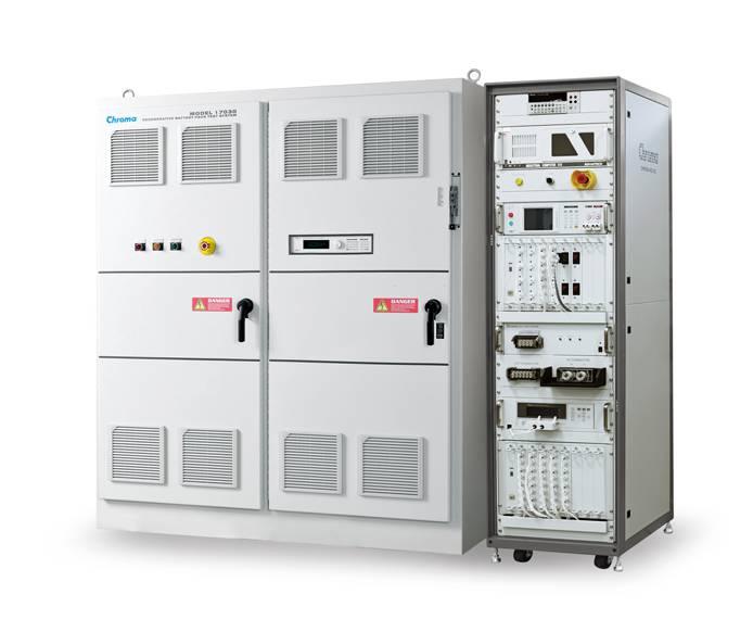 Chroma电池包自动测试系统 Model 8700