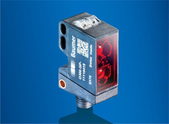 卓越之选——堡盟O300光电传感器为仓储物流提供全方位解决方案