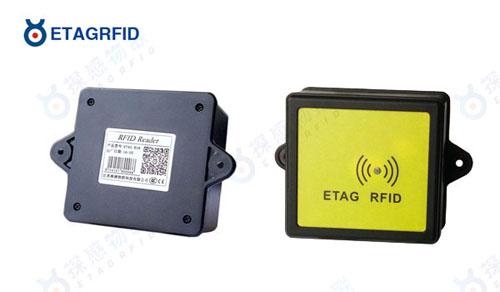 ETAG-R18:支持2m/s时速的低频AGV RFID读写器!
