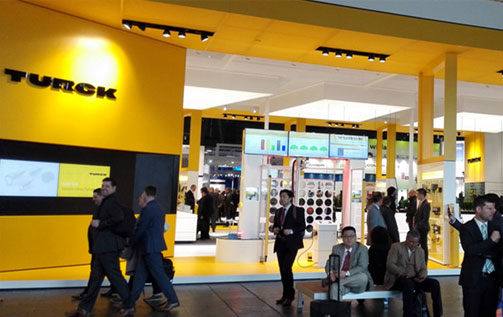 图尔克即将参展中国(武汉)国际自动化与机器人展览会