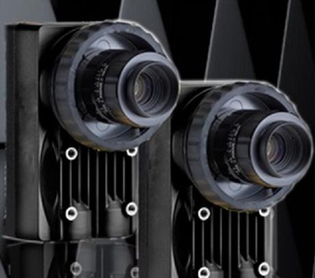 庸博30万像素智能工业数字相机