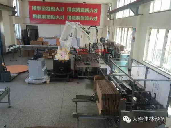 固体制剂装箱线-软袋后包装线-药瓶包装线-输液分拣机器人