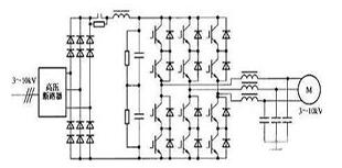 高压变频器变频与传动原理及应用