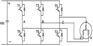 基于变频器的异步电机参数辨识方法研究