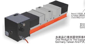 MC精密型超高壓快速虎鉗、氣動油壓動力組合。