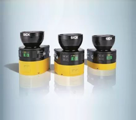 西克microScan3 PROFIsafe 安全扫描仪上市