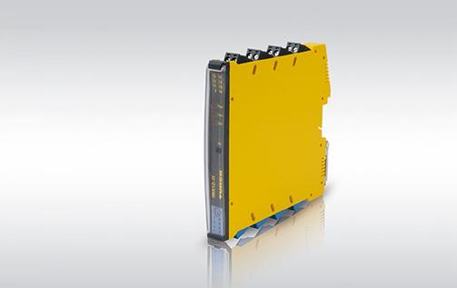 图尔克推出高达20 KHZ的频率变送器/脉冲计数器