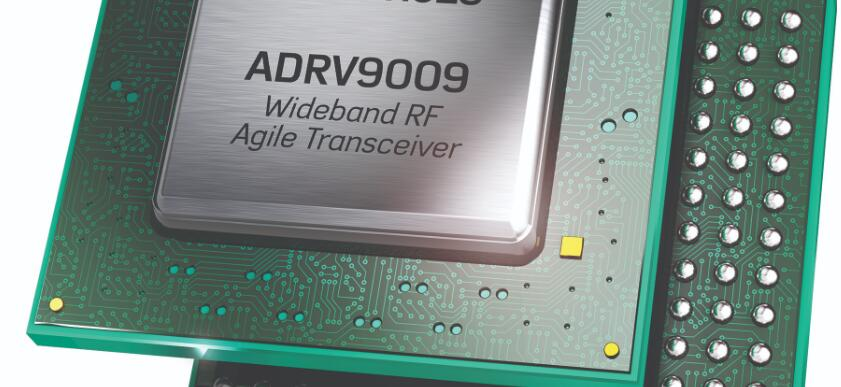 ADI推出业界最宽带宽RF收发器,为设计人员提供单一无线电平台来加速5G部署