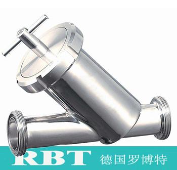 进口卫生级外螺纹过滤器【德国进口知名品牌RBT】