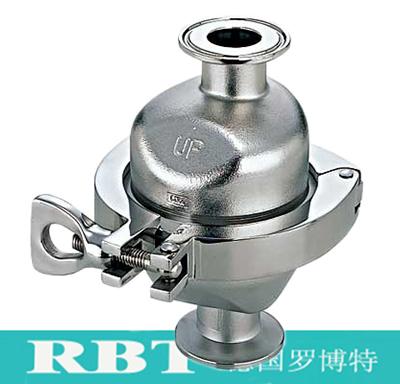 进口卫生级蒸汽疏水阀【德国进口知名品牌RBT】