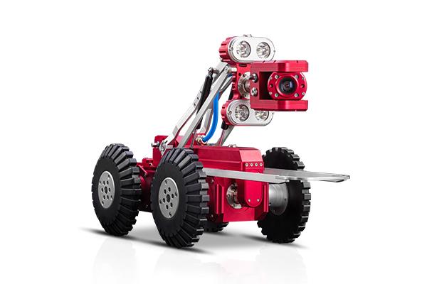 中仪股份 X5-HS 管道检测机器人