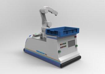 自动导引车(AGV)在锂膜后道自动化生产线中的应用
