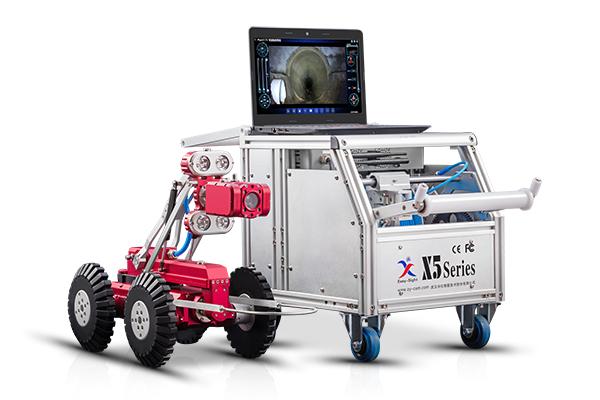 中仪股份 X5-HQ 管道检测机器人
