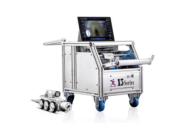 中仪股份X5-HMA管道检测机器人热销产品