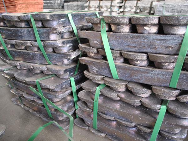铅锭-铅块-有色金属原料-铸造原料