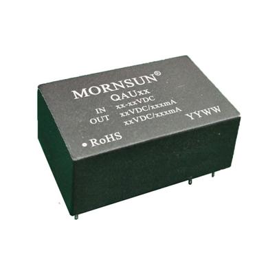金升阳高隔离双路稳压输出 IGBT驱动器专用电源—QAU242D2G系列