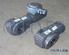 SEW品质K127斜齿轮减速机KA127硬齿面减速器