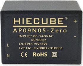 小型封装隔离电源220V转9V医疗电子开关电源模块