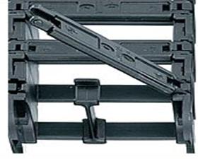 E2/000拖链和拖管 - 两片式 - E2标准系列