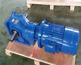 KF187硬齿面斜齿轮减速机 高清图 细节图 图片