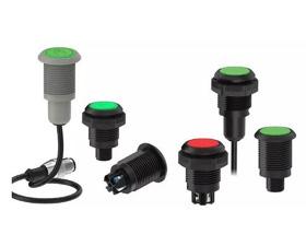 邦纳S22 Pro系列嵌入式指示灯和光电触摸按钮